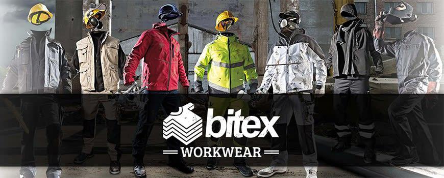 Bitex Workwear Header