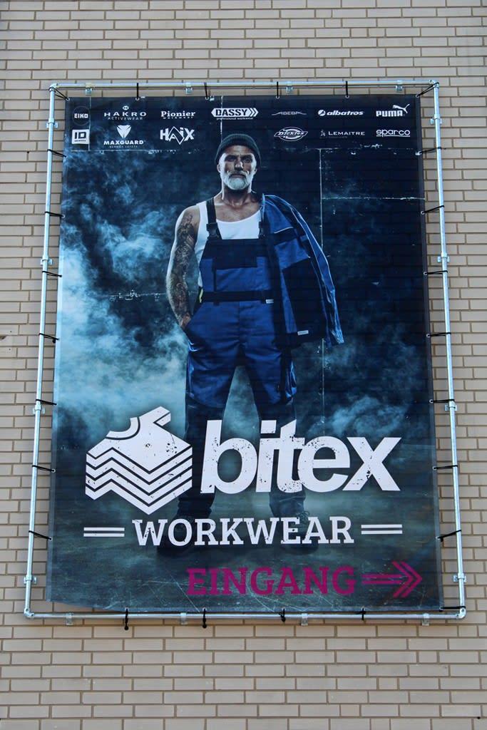 Bitex Workwear Banner