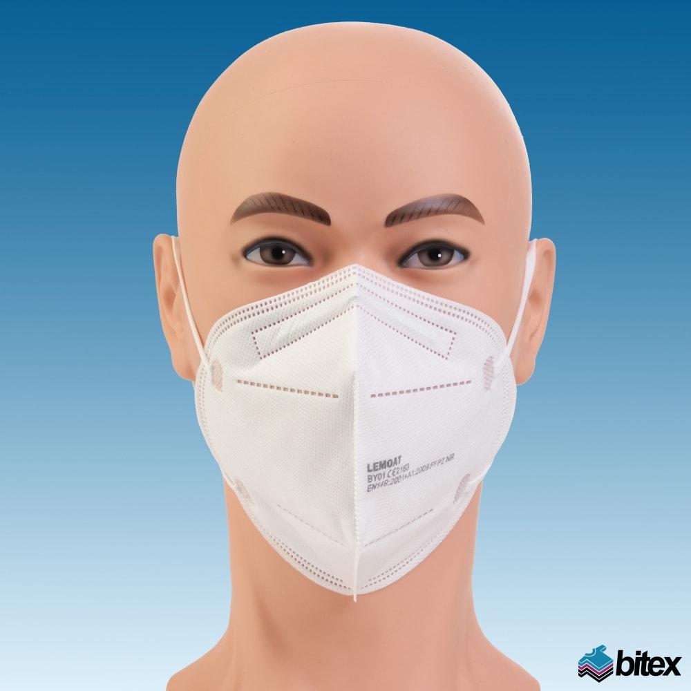 Atemschutzmaske FFP2 Mundmaske Alltagsmaske