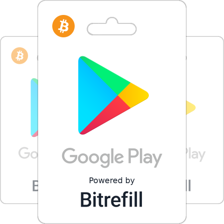 Play mobile games and make in-app purchases - Bitrefill