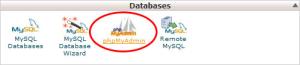 راهنمای کار با php my admin