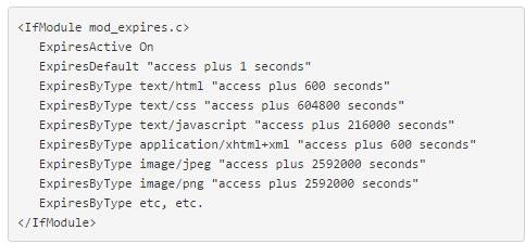 روش تنظیم فایل htaccess