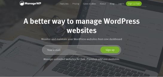 مدیریت چند سایت وردپرس از یک محل