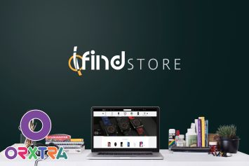 Ifind Store Website