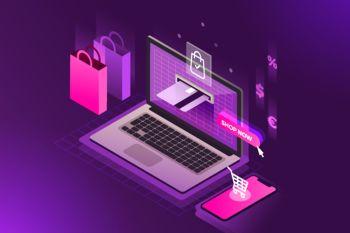 تطبيق للتجارة الالكترونية