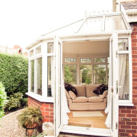 Conservatory insulation project