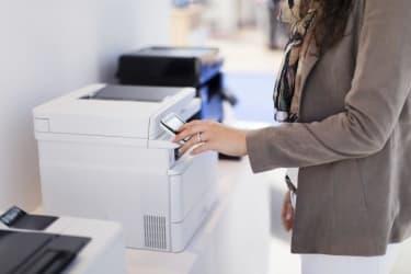Empresa no Ramo de Impressoras e Suprimentos