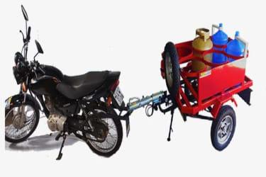 Empresa de Montagem/Venda de Carretinhas para Moto