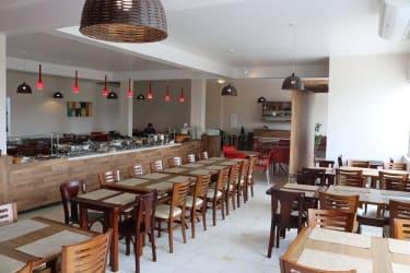 Restaurante em Ótima Localização