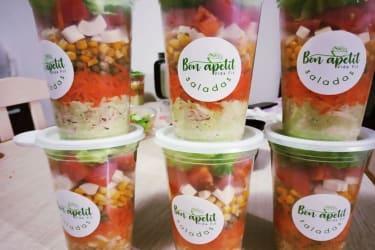 Delivery de Saladas para Academias