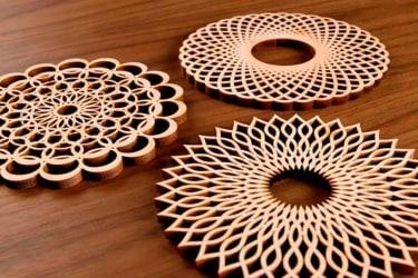 Fábrica de Artesanato Digital Corte à Laser