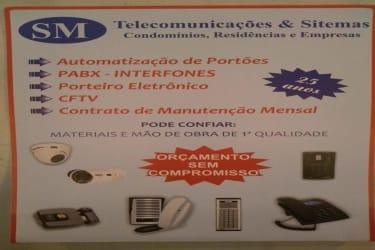 Empresa de Telecom Direcionada a Condomínios