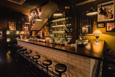 Bar e Restaurante 13 anos mercado