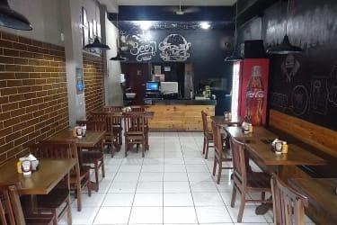 Bar e Hamburgueria em excelente localização