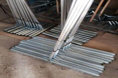 Indústria de Rodos e Vassouras em funcionamento