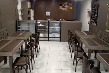 Cafeteria no Kobrasol - Barbada!
