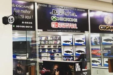 Loja de Eletrônicos no centro de Curitiba