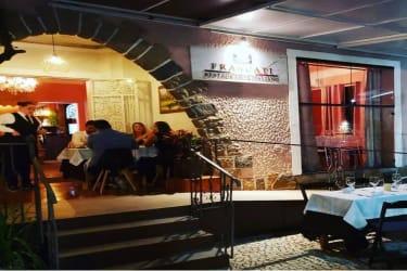 Restaurante Italiano na Praia do Canto