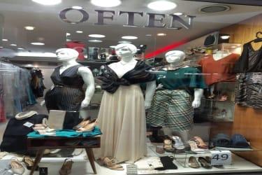 Boutique roupas femininas. Clientela Fidelizada.