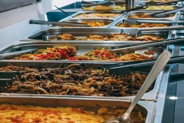 Restaurante na SC 401 em local privilegiado