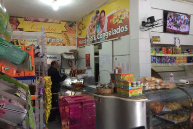 Minimercado e Padaria