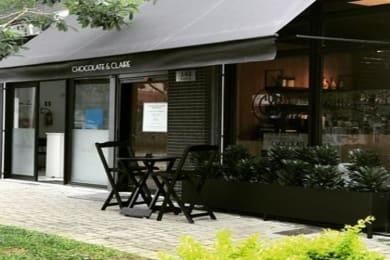 Café Pequeno no Centro de Curitiba