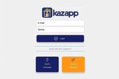 Startup Busca Investidor