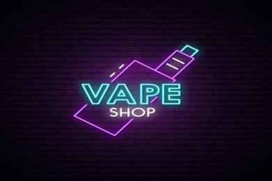 E-Commerce Vape Shop