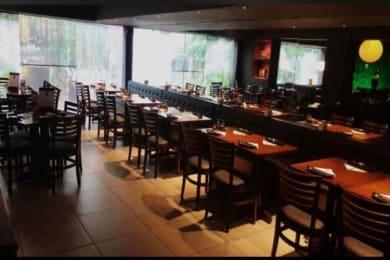 Restaurante Japonês de Alto padrão