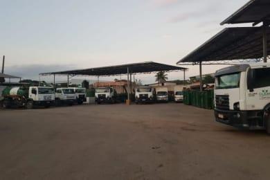 Gestão de Resíduos (Indústria, Off-Shore, etc)