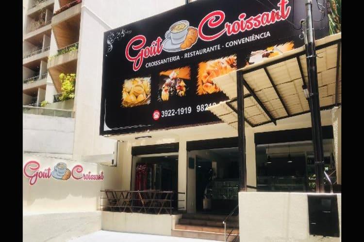 Empresa à venda em Goiânia/GO - Croissanteria, restaurante e conveniência