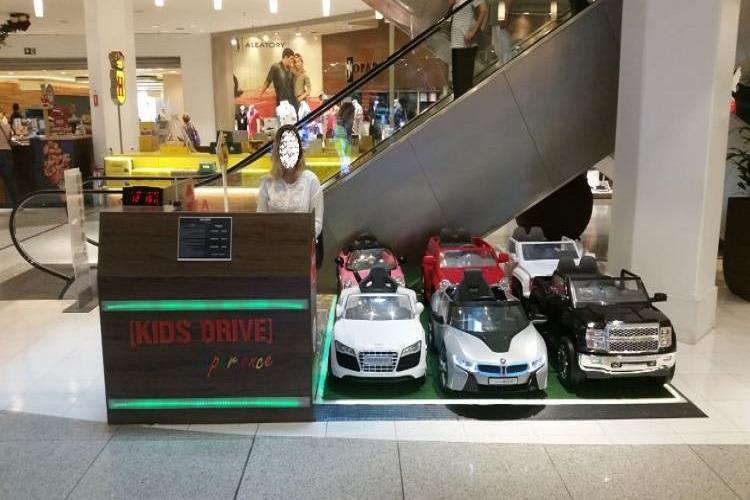 Empresa à venda em Rio de Janeiro/RJ - Franquia Kids Drive Experience