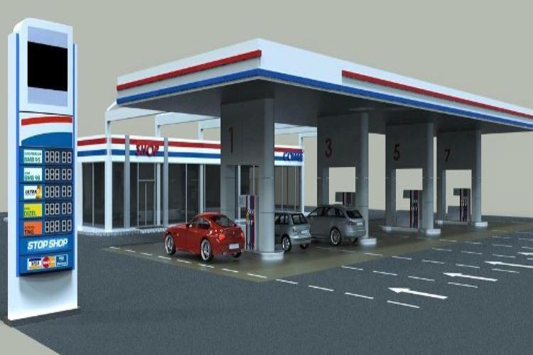 Empresa à venda em Ribeirão Preto/SP - Posto de Gasolina