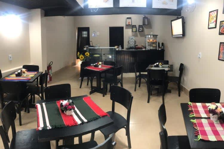 Empresa à venda em Vinhedo/SP - Cafeteria / Lanchonete Charmosa Vinhedo