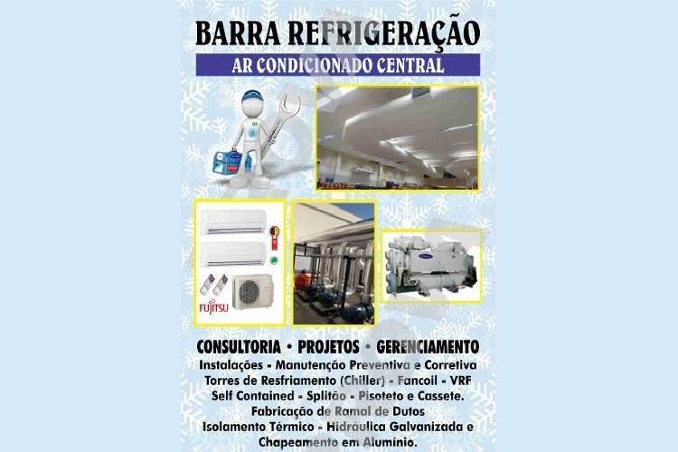 Empresa à venda parcial em Rio de Janeiro/RJ | Ar Condicionado Central para Industrias e Comercio | Foto 1