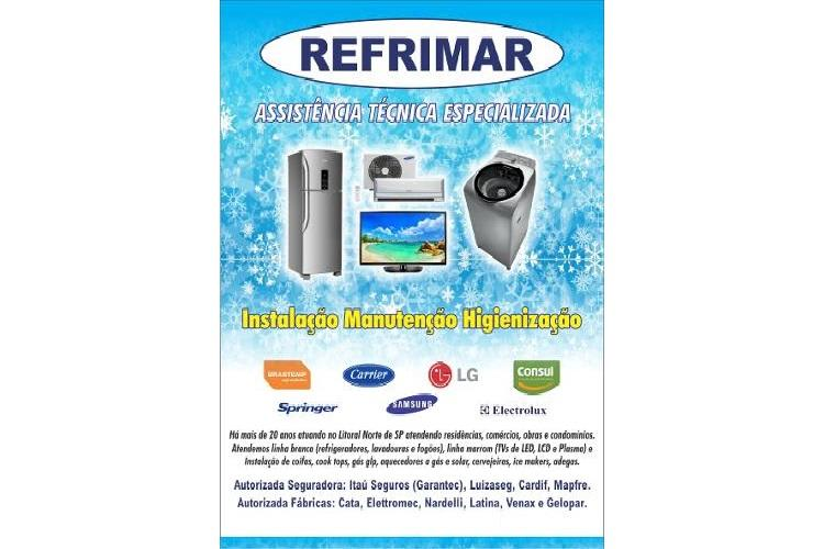 Empresa à venda em Caraguatatuba/SP | Empresa de Refrigeração, Ar condicionado | Foto 1