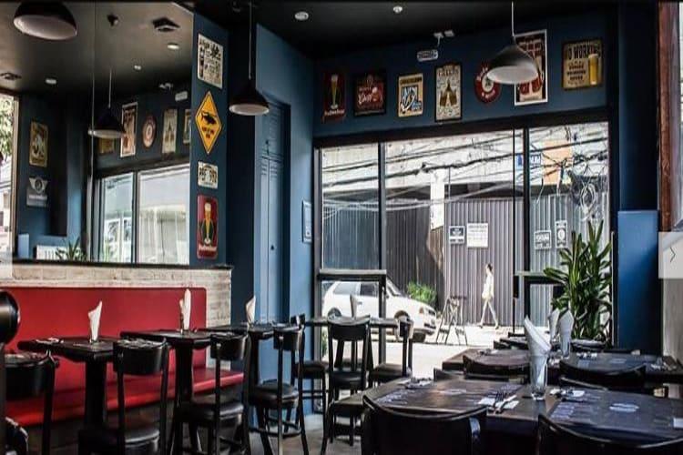 Empresa à venda em São Paulo/SP | Restaurante com terraço a céu aberto | Foto 1