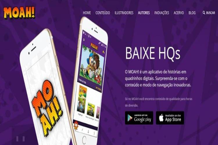 Empresa à venda em Curitiba/PR | Vendo app MOAH! | Foto 1