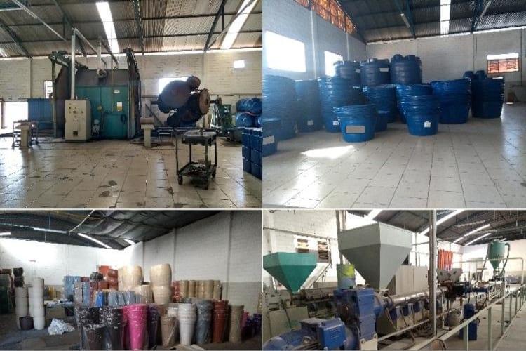 Empresa à venda em Congonhal/MG | Indústria de Extrusão e Rotomoldagem de Plástico | Foto 1
