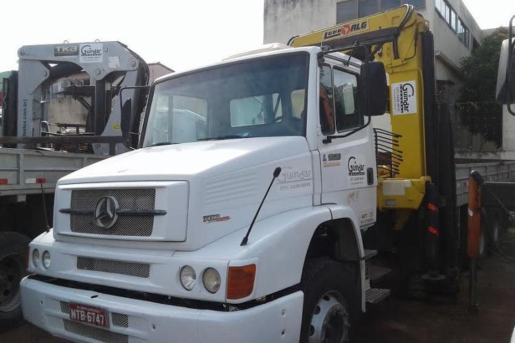 Empresa à venda em Vila Velha/ES | Empresa Locadora de Caminhões Munck - Frota Locada | Foto 1