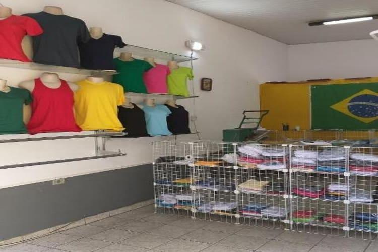Empresa à venda em Jundiaí/SP | Loja de Camisetas Personalizadas em Jundiaí SP | Foto 1