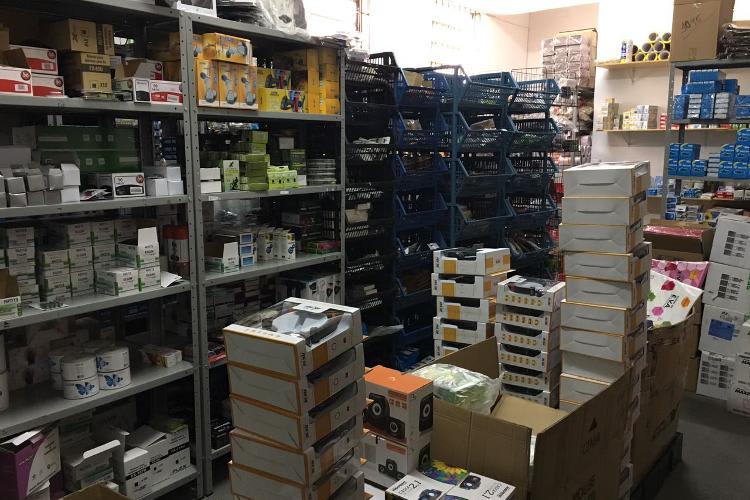 Empresa à venda em Poços de Caldas/MG | Distribuidora Eletrônicos, Informática, Telefonia | Foto 1