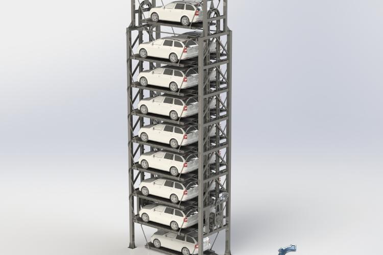 Empresa à venda em Serra/ES | Estacionamento Vertical Automatizado | Foto 1