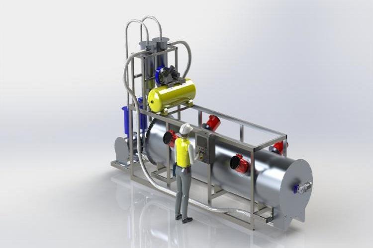 Empresa à procura de investidor em Serra/ES | Tecnologia Secador de Pimenta do Reino e Café | Foto 1