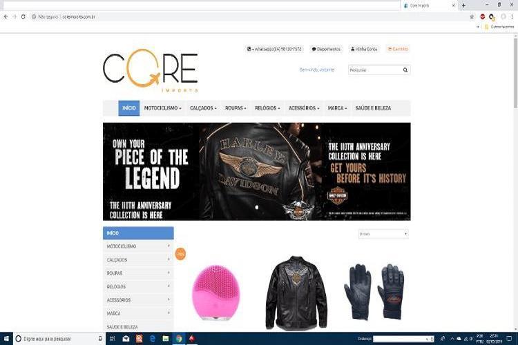 Empresa à venda em Volta Redonda/RJ | Loja Virtual Completa em Operação, Dropshipping | Foto 1