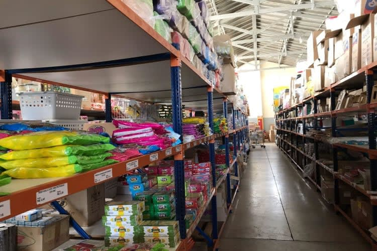 Empresa à venda em Bebedouro/SP | Distribuidora / Atacarejo de Utilidades Domésticas | Foto 1