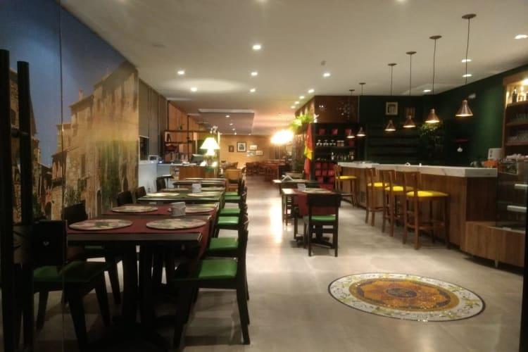 Empresa à venda em Bragança Paulista/SP | Restaurante italiano vendo Bragança Paulista | Foto 1