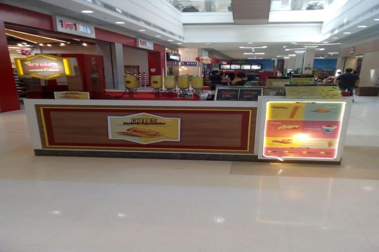 Empresa à venda em Betim/MG | Quiosque de churros e crepes completo | Foto 1