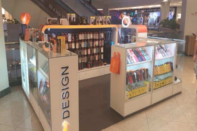 Empresa à venda em Niterói/RJ | Quiosque de Eletrônicos e Acessórios para Celular | Foto 1