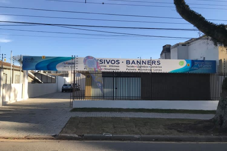 Empresa à venda em Curitiba/PR | Impressão Digital e Comunicação Visual | Foto 1